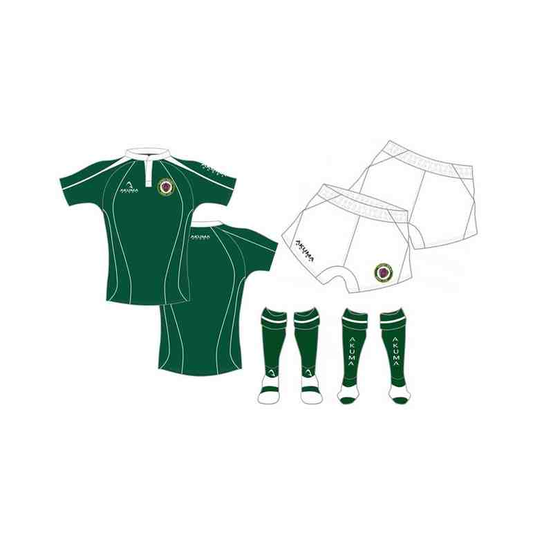 SWRFC - ADULT'S White Ripstop Elite Playing Kit Bundle OFFER