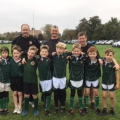 SWRFC U10's away fixture at Cambridge RFC 15/10/17