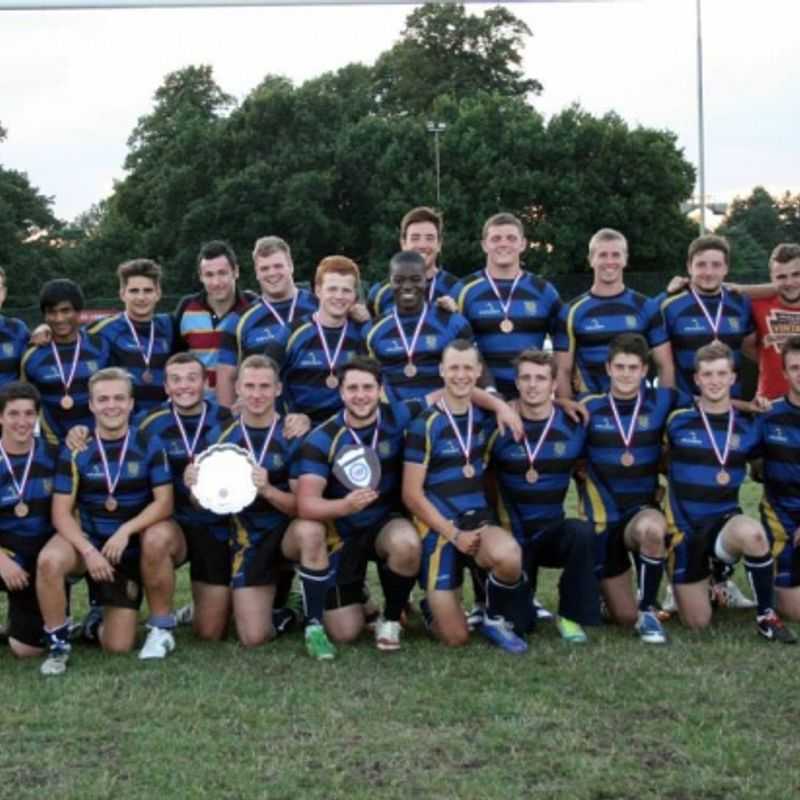 Under 21's beat Wimbledon RFC  15 - 18