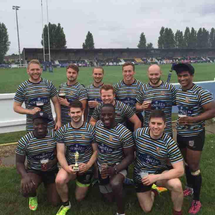 Surrey Sevens Success