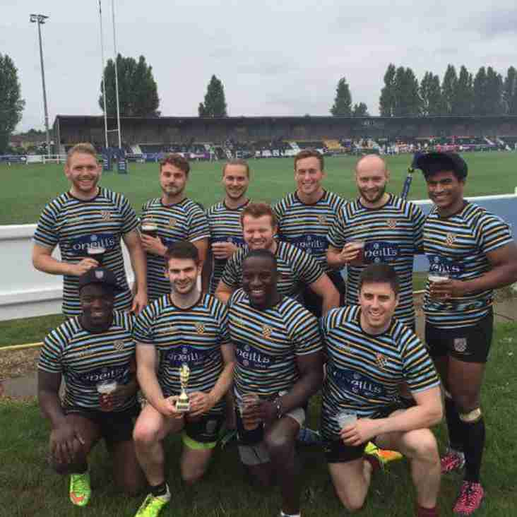 Surrey Sevens Success