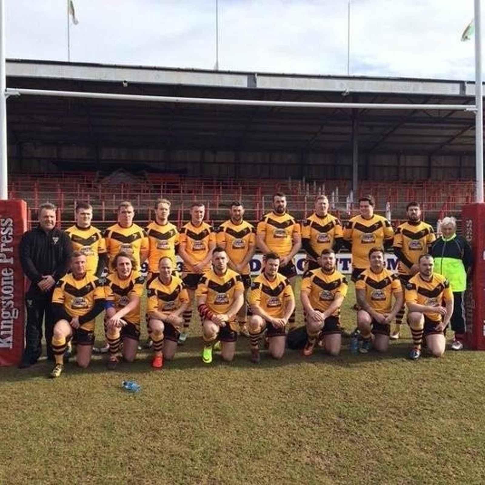 Ladbrokes Challenge Cup 1st Round Draw