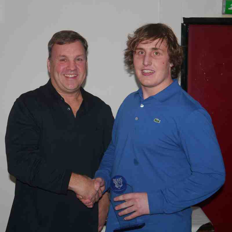 Player's Player of the Year - Ryan Bates
