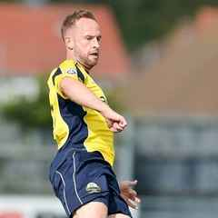 Three goals and three points against Basingstoke