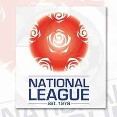 National League announce play-off dates