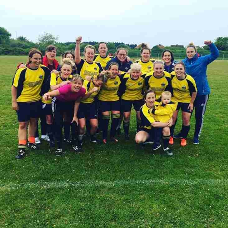 Mine's a double!!  Ladies, Development and Academy team round up.