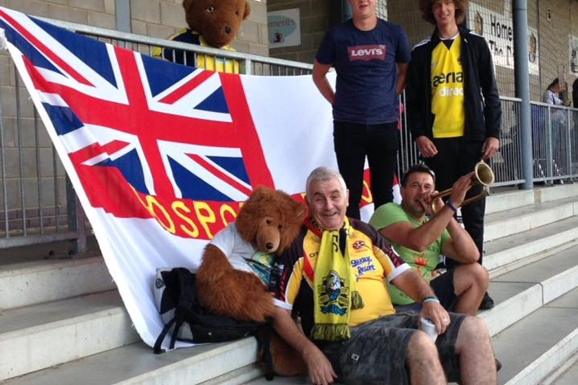 Supporters Club announce away travel link-up