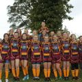 U18 Girls lose to Dr Dension High School HUSKIES