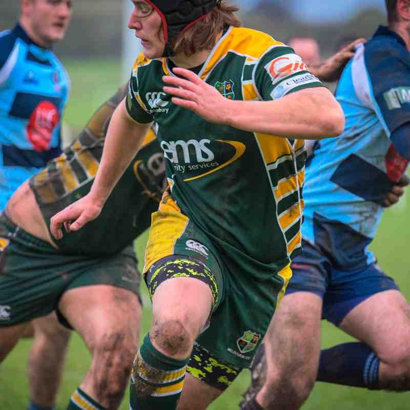 Dudley Kingswinford v Melbourne 1st XV