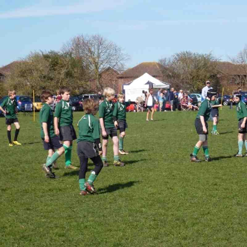 U11s Gloucester Cup Final 03-12