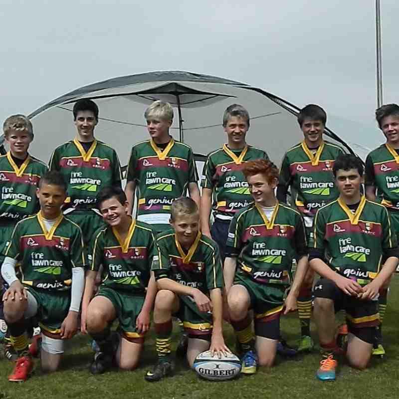 U14 Bristol Combination Sevens April 2015