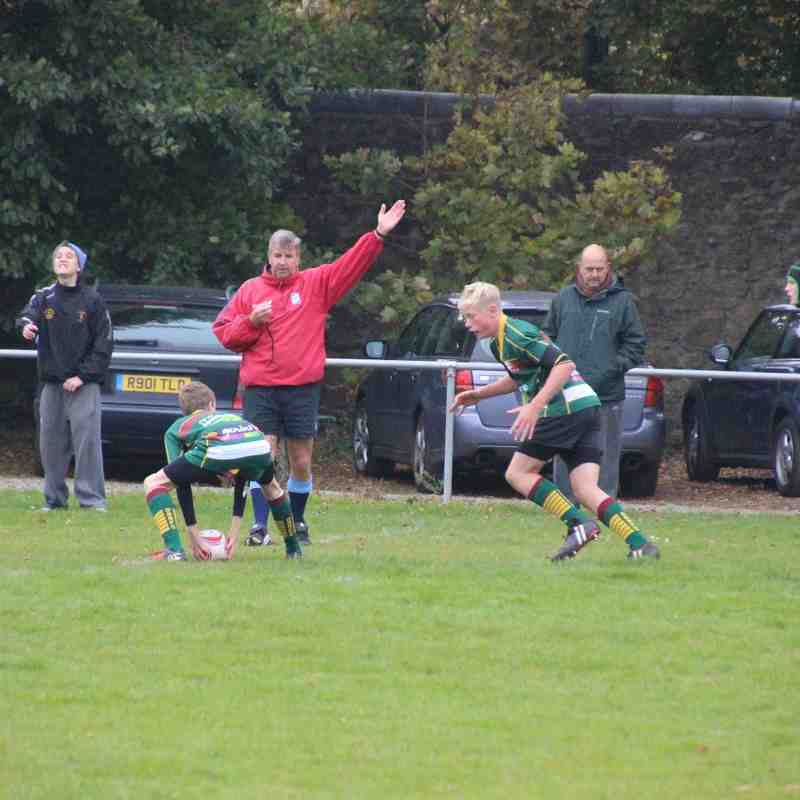 Under 15's v St Brendans - 18th October 2015