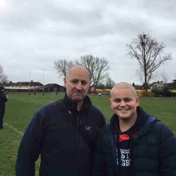 Abe Turner plots his return to OB Rugby
