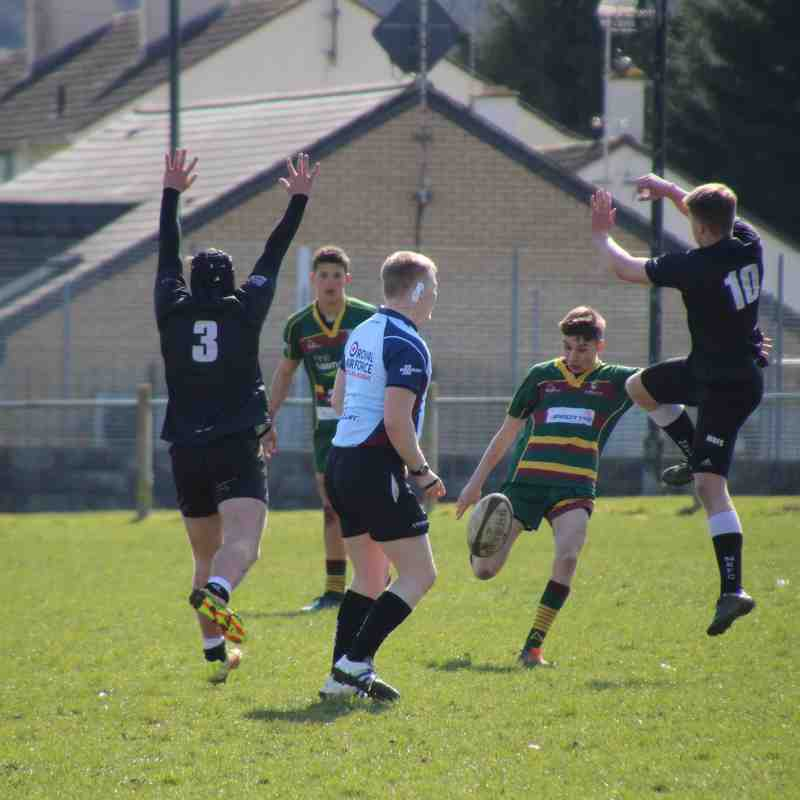 Colts v Matson March 2018