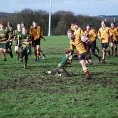 Under 15's v West Park 10.1.15 (A) 31-26 win