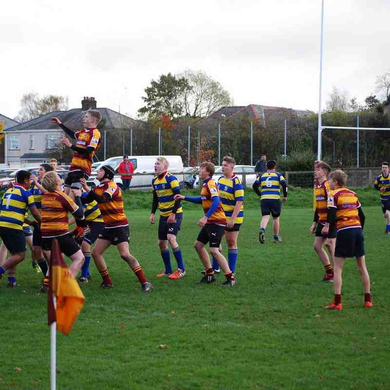 U16's v Burnley 6.11.16 - 1