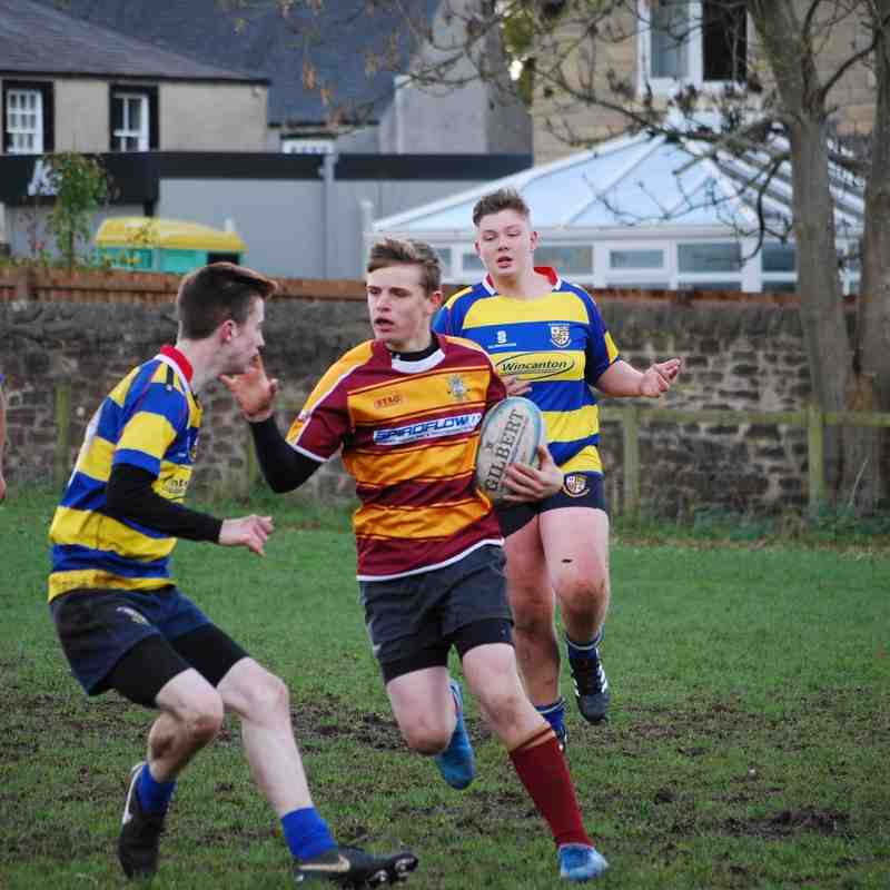 U16's v Burnley 6.11.16 - 2