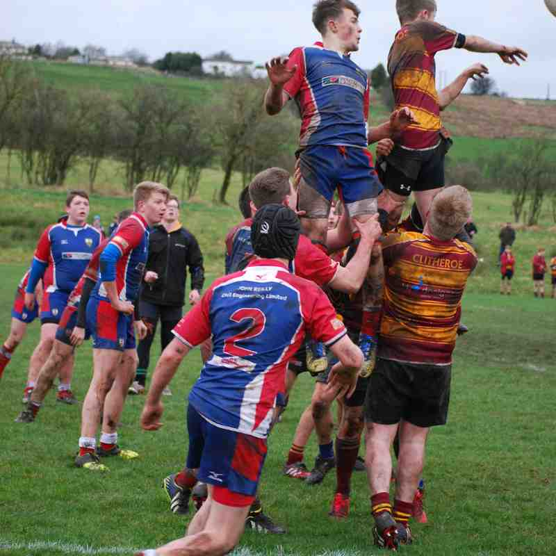 Under 16s v Blackburn 26.2.17