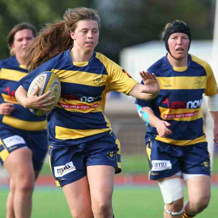 More support comes on-board for Worcester Ladies RFC