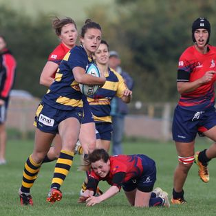 Worcester find their form to inflict a heavy defeat on Aylesford Bulls