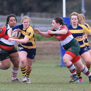 Worcester prove to be far too strong for the Championship One League winners