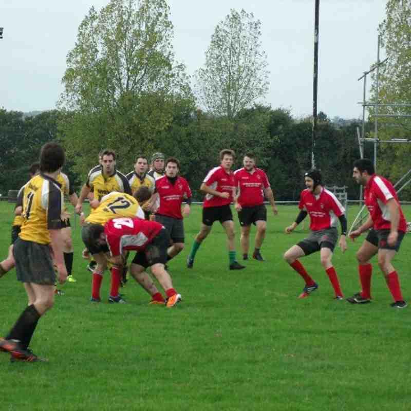 Lakenham vs Swaffham 2/10/13