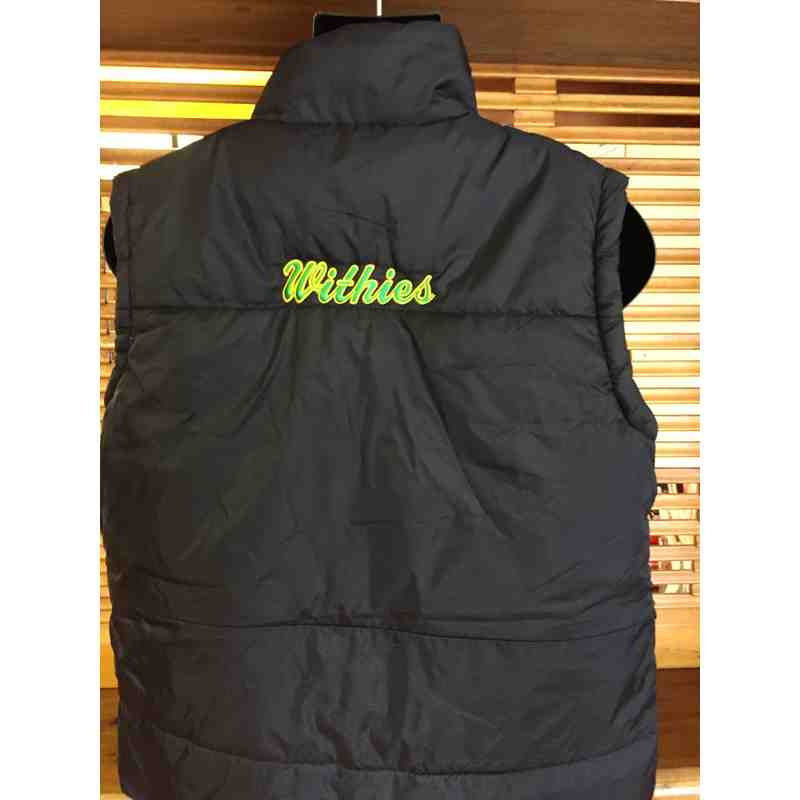 Adult Withies Bodywarmer