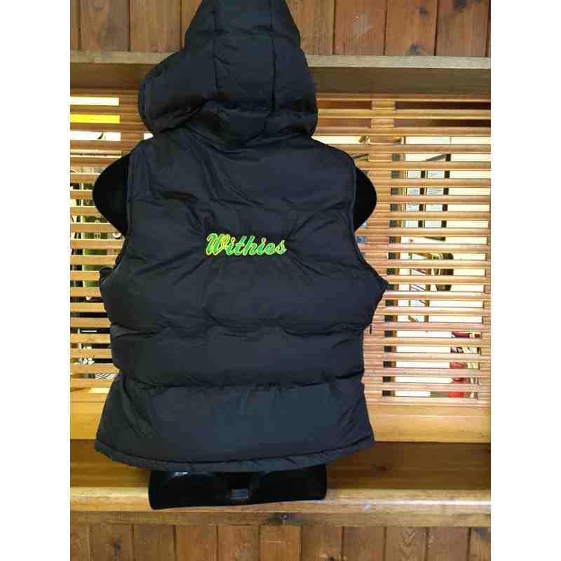 Adult Withies Hooded Bodywarmer