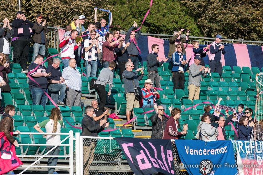 THIS WEEKEND'S MATCH PREVIEW: WHITEHAWK (AWAY) KO 3.00 PM