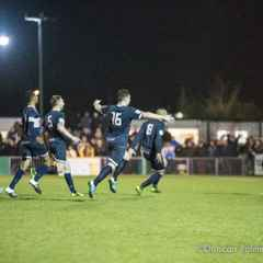 Bognor Regis Town 0-1 Dulwich Hamlet