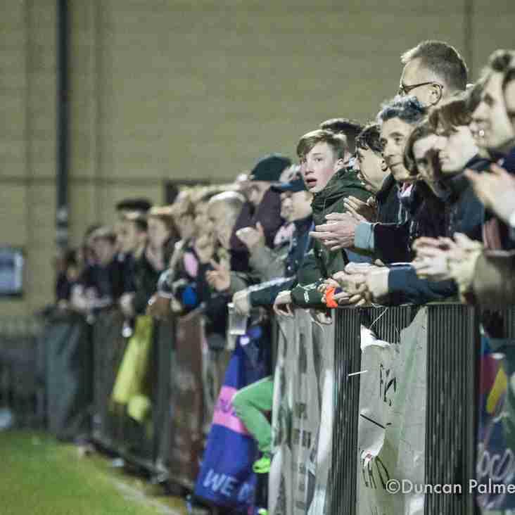 Wingate & Finchley 0-3 Dulwich Hamlet