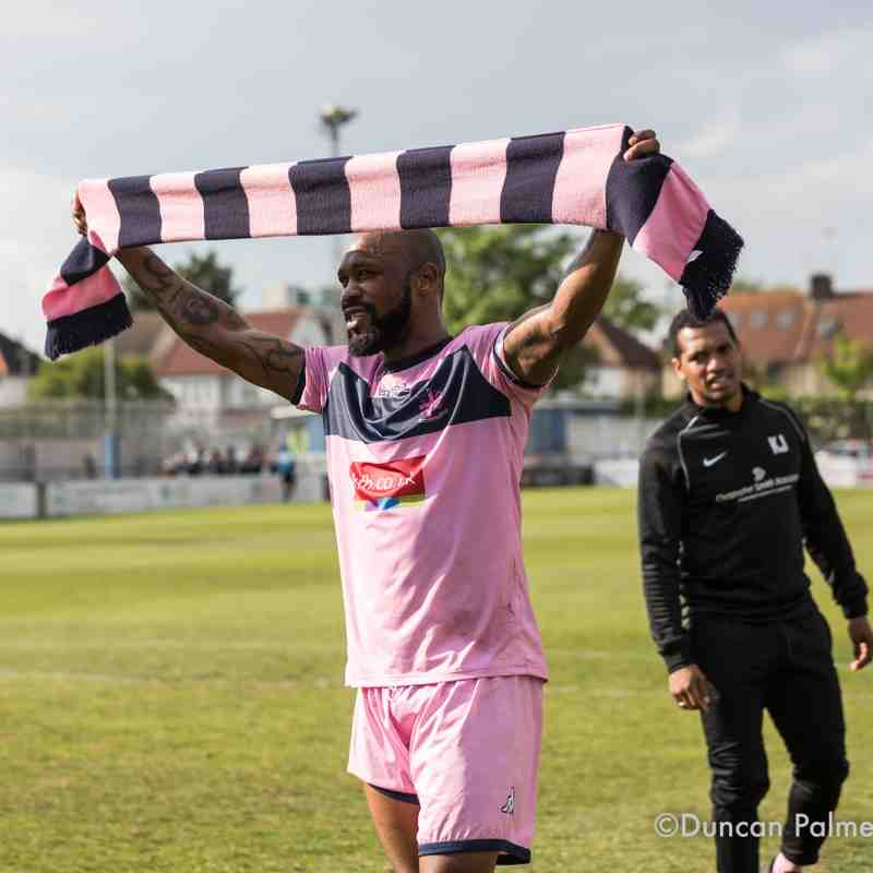 Wingate & Finchley 0 - 3 Dulwich Hamlet, 22nd April 2017