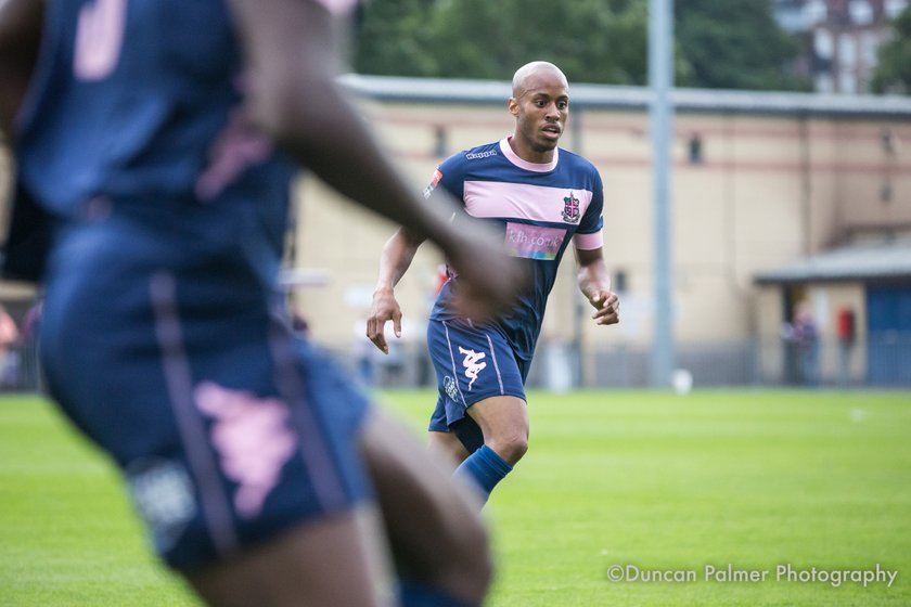 Dulwich Hamlet 1-2 Hampton & Richmond Borough