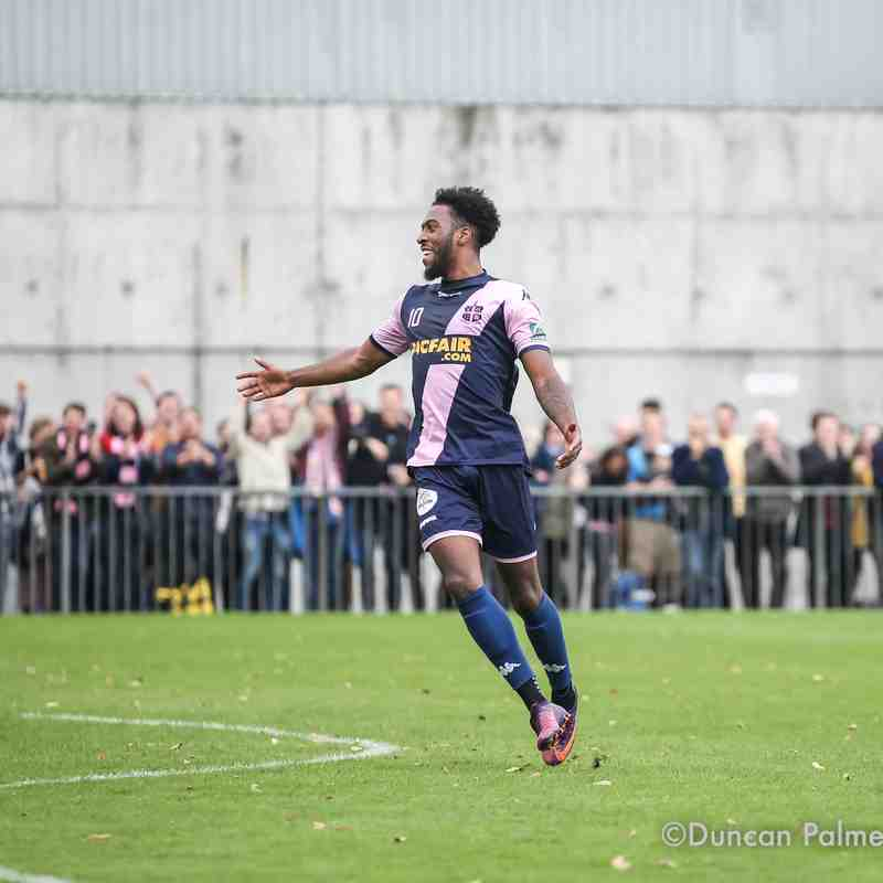 Dulwich Hamlet 2 - 0 Needham Market (Non-League Day)