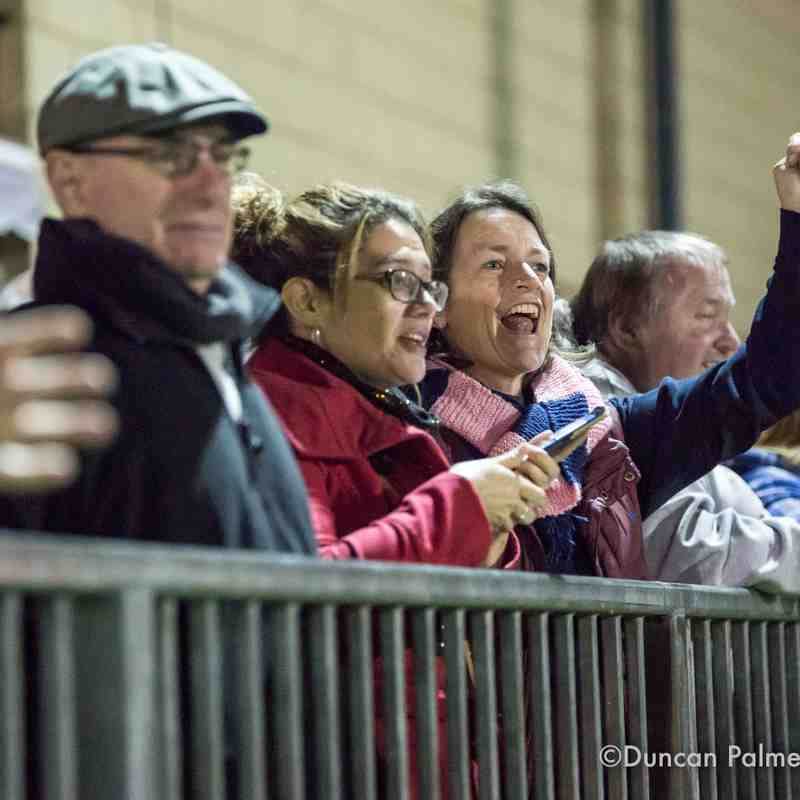 Dulwich Hamlet 4 - 0 Harlow Town, 17th October 2017