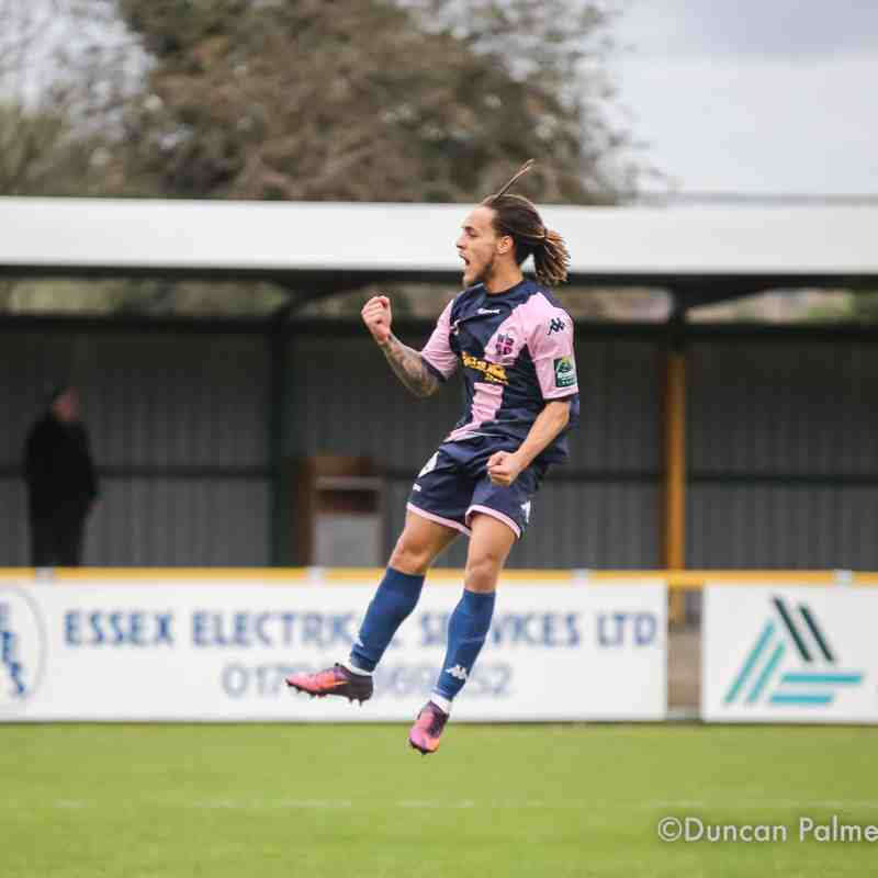 Thurrock 0 - 1 Dulwich Hamlet, 4th November 2017