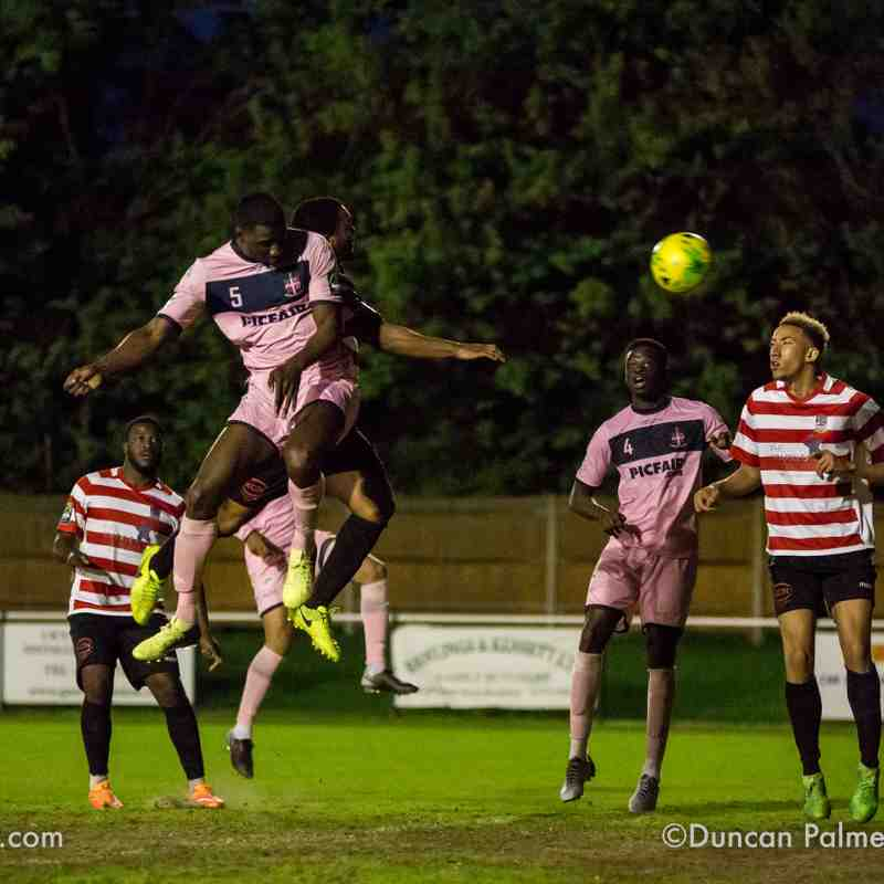 Kingstonian 0 - 1 Dulwich Hamlet, 26th April 2018