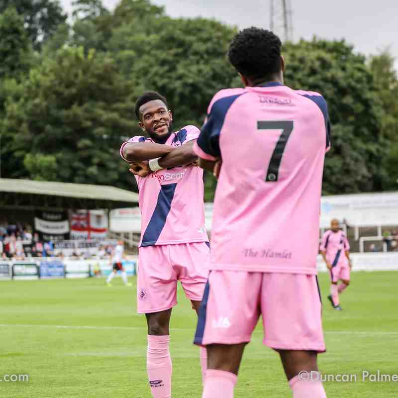 Bath City 2 - 1 Dulwich Hamlet, 18th August 2018