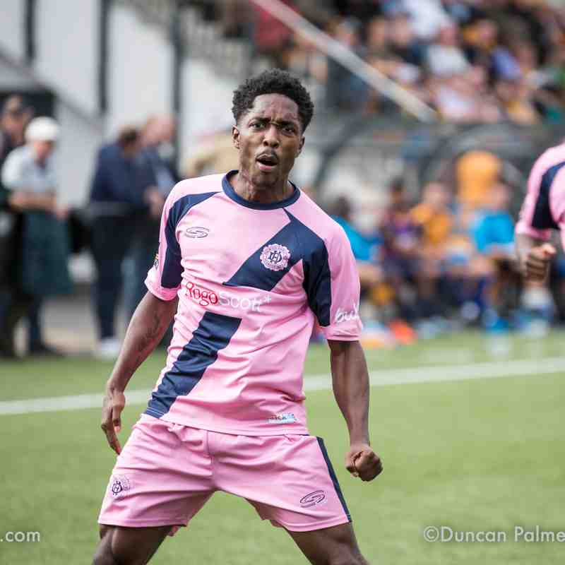 Slough Town 1 - 2 Dulwich Hamlet, 27th August 2018