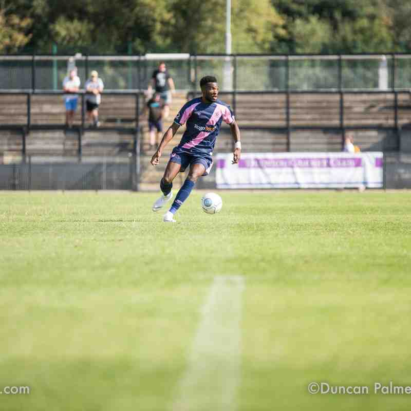 Dulwich Hamlet 0 - 2 Hampton & Richmond Borough, 1st September 2018