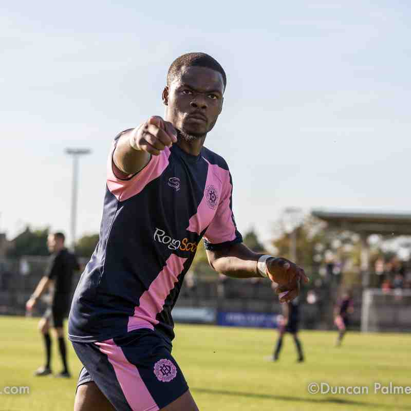 Dulwich Hamlet 2 - 0 Chippenham Town, 29th September 2018