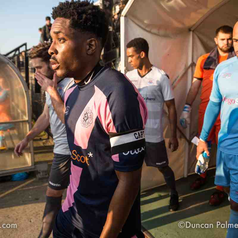 Dulwich Hamlet 0 - 1 Oxford City, 17th November 2018
