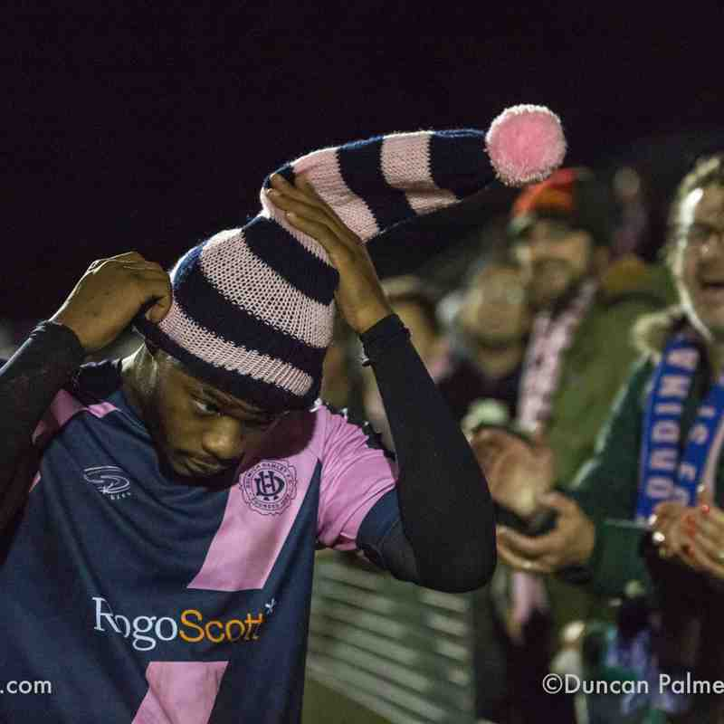 Dulwich Hamlet 0 - 2 Torquay United, 1st December 2018