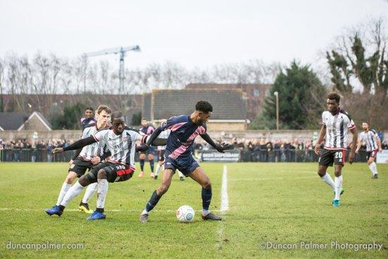 Dulwich Hamlet 0 - 2 Bath City, 5th January 2019