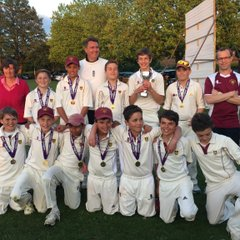 Guildford U13 ECB Surrey Cup Winners