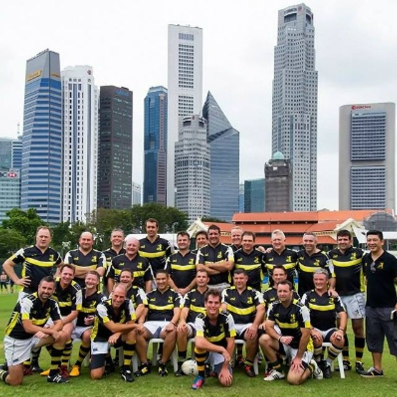 SCC GROWLERS beat Singapore Japanese 31 - 10