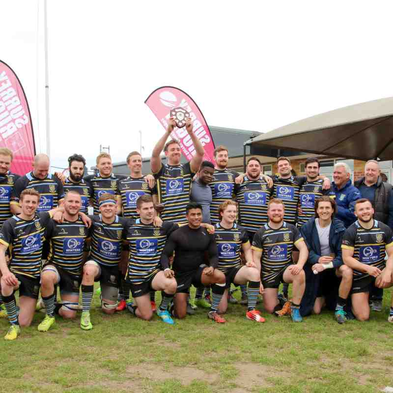 OWRFC v Old Freemens - Surrey Shield Final - 6/5/2019