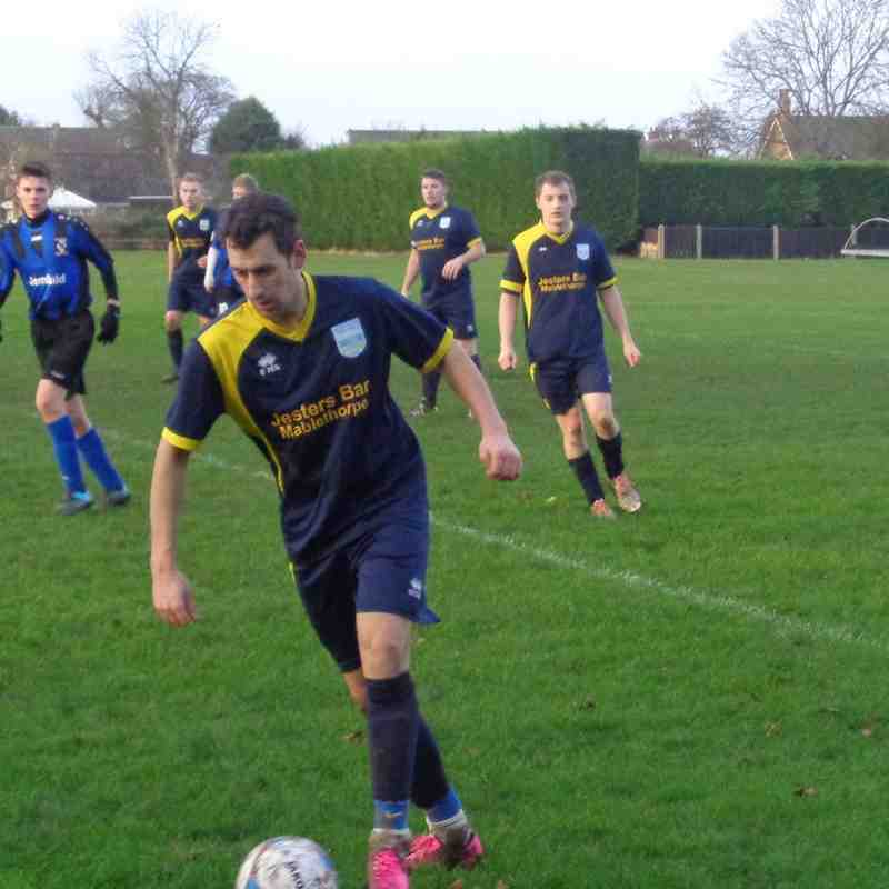 Cleethorpes Town 'A' 5-1 Mablethorpe Athletic (21/11/15)