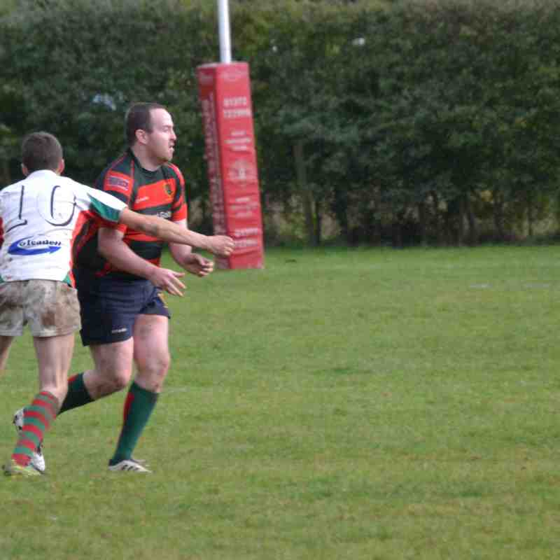 Pavs 2s v Market Rasen and Louth