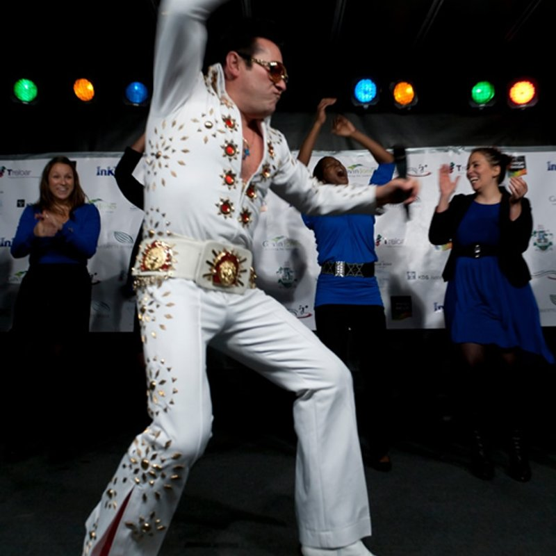 DON'T MISS the Rams Elvis Night - this Friday 17th March at 7pm